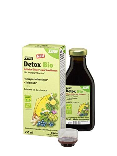 Salus Detox Kräuter Elixier, 1er Pack (1 x 250 ml) -