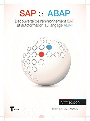 SAP et ABAP: Découverte de l'environn...