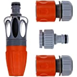 #10: Rovtop Basic Equipment Packed 1x Cleaning Syringe 2X Hose Piece 1x tap Piece for G1 / 2 and G3 / 4 Thread
