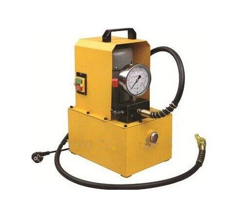 Gowe arbeitshydraulik pompe de pression moteur pompe hydraulique pompe manuelle ölpumpengruppe évalue 63Mpa électrique hydraulique de pression : capacité : électrique, à 8, 8L - 5 l/min
