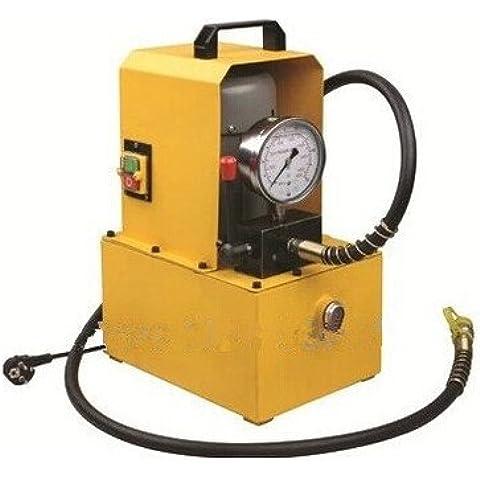 Bomba alta presión Gowe Motor hidráulico bomba hidráulica eléctrica Manual bomba hidráulica eléctrica presión nominal bomba de aceite: 63Mpa, Capacidad :, 8L -0 A -