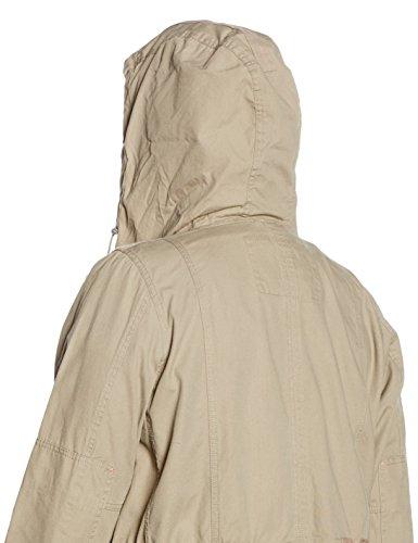 zizzi Jacket, Long Sleeves - Blouson - Femme Multicolore - Mehrfarbig (Brindle Comb 1540)