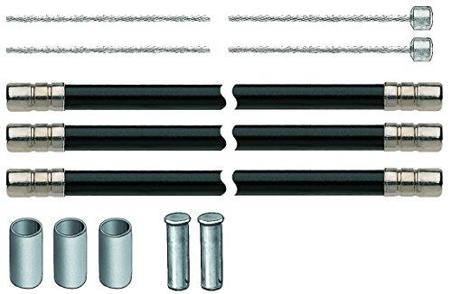 Point IFSP Schaltzug-Set - NIROSTA, schwarz, 29245901