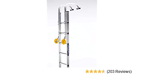 TB Davies Universal Roof Hook Kit - Ladder Accessory | Converts Any Ladder  Into A Roof Ladder
