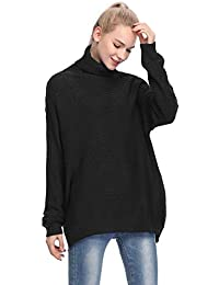 b191a5e1e Amazon.es: jersey oversize mujer - Mujer: Ropa