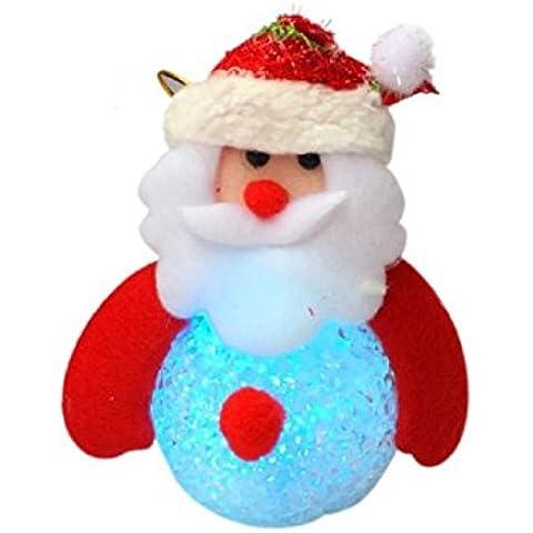 Malloom® Natale Ornamenti Festival Partito Albero Natale Appeso Decorazione