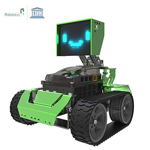 ter-Set - Robotik für Kinder ab 8 Jahren, STEM Education, Arduino Coding - Qoopers (174 Stück) ()