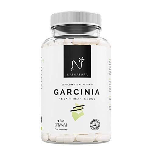 garcinia cambogia + l-carnitina + tè verde 60% di hca. la miglior formula brucia grassi per dimagrire. massima efficacia. termogenico potente. formula dall'alta concentrazione di hca. 180 compresse.