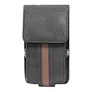 Jo Jo A6 Nillofer Series Leather Pouch Holster Case For Yu Yu5530  Black Brown