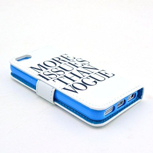 Coque pour Apple iphone SE 5 5S,Housse en cuir pour Apple iphone SE 5 5S,Ecoway Colorful imprimé étui en cuir PU Cuir Flip Magnétique Portefeuille Etui Housse de Protection Coque Étui Case Cover avec  B-9