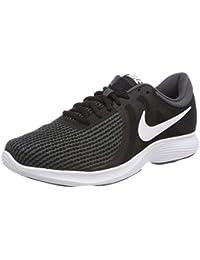 Nike Wmns Revolution 4 EU, Zapatillas de Running para Mujer, Negro, 36 EU