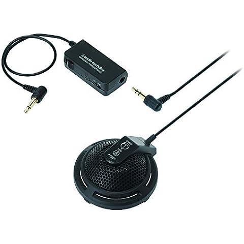 Audio Technica at9921| auricular Monaural micrófono (importado de Japón)