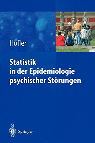 Statistik in der Epidemiologie Psychischer Störungen (German Edition)