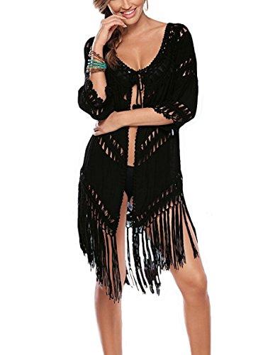 nicetage-camisola-para-mujer-negro-negro