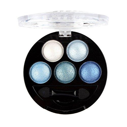 Mode Professionelle Augen Makeup Pigment Lidschatten Lidschatten-Palette Backen Gebackener...