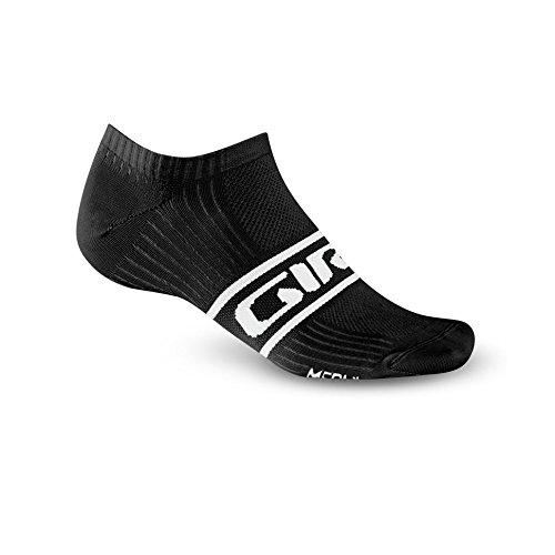 Giro Classic Racer Low Fahrrad Funktions Socken schwarz/weiß 2018: Größe: L (43-45) (Racer Socken)