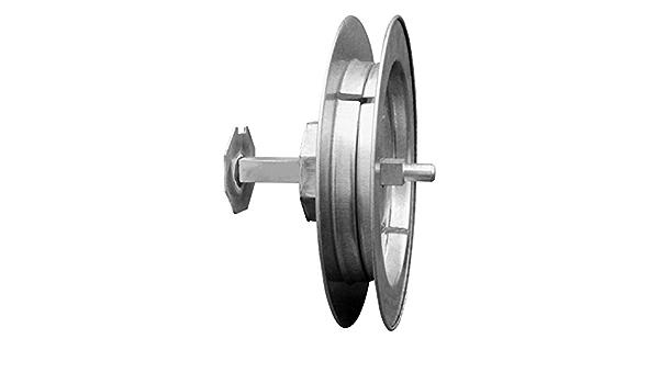 Schellenberg 10235/Riemenscheibe aus Metall