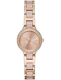 51741d7ddb9d Michael Kors Analog Rose Gold Dial Women s Watch - MK6582