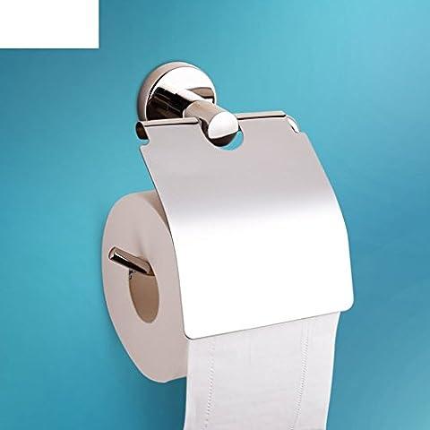 TRRE-L'acciaio inossidabile carta igienica scatole / WC cassetto carta igienica