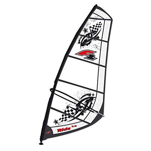 WINDSURF SEGEL KOMPLETT RIGG 2016 ~ F2 RIDE 7,5 QM INKLUSIVE BAG