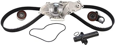 ACDelco TCKWP286 Professional Timing Belt and Water Pump Kit with Idler Pulley and 2 Tensioners by ACDelco