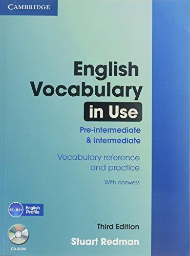 English vocabulary in use. Pre-intermediate and intermediate. Per le Scuole superiori. Con CD-ROM. Con espansione online