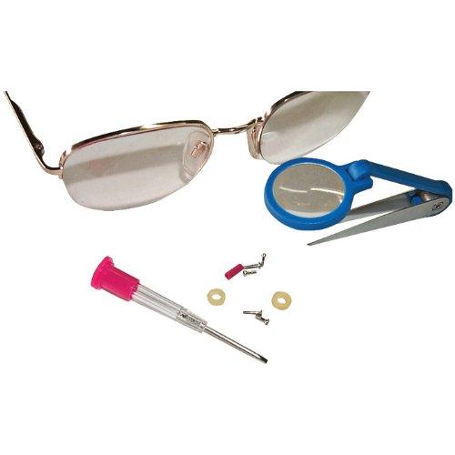 Kit de réparation de lunettes-