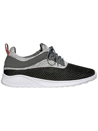 Globe Roam Lyte Unisex-Erwachsene Sneakers Black/Grey/Charcoal