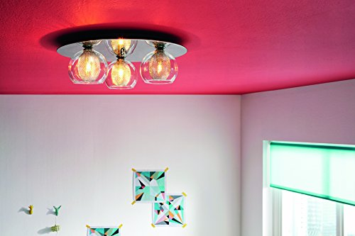 Plafoniere Da Salotto : Philips coda lampada da soffitto plafoniera per soggiorno salotto