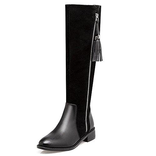 Nine SevenKnee-high-boots - Stivali donna Black