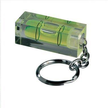 Ex-Pro Schlüsselanhänger Spirit Level, Mini Version ideal für zuhause, Büro & Arbeit. Hervorragende Gadget Geschenk.
