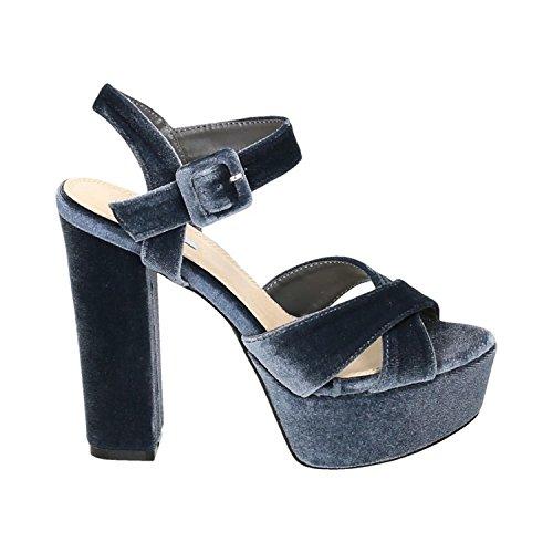 Senhoras Sandálias De Tiras De Noite Saltos Altos Bombas Slingbacks Velours Cetim Sapatos Peep Toes Partido Confortável G7 Cinza 50