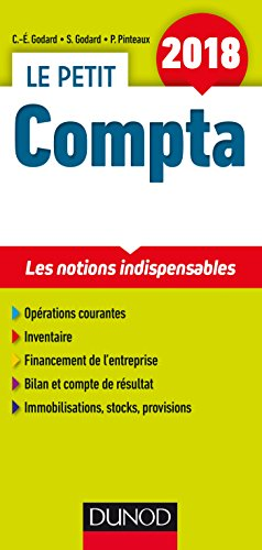 Le petit Compta 2018 - 10e d. - Les notions indispensables