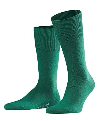 FALKE Herren Airport M SO Socken, golf, 41-42 -