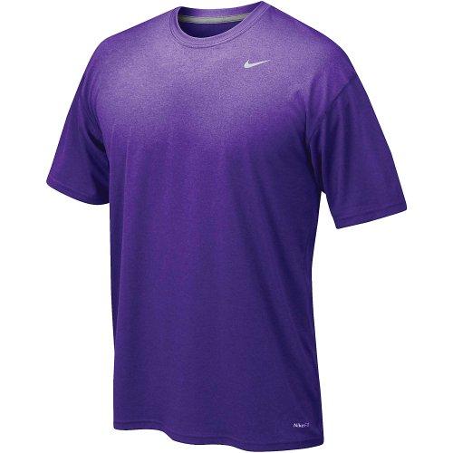 Nike Herren kurzärmliges Shirt Legend Dri-Fit Violett