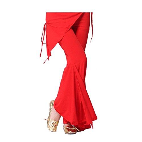 Zum Verkauf Ballett Kostüme (Dame Weibsbild Bauchtanz Hose Bauchtanz Hip Schal Hose Elastic Tanzen Kostüm)
