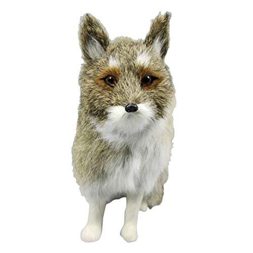 Realista simulado Wolf Modelo - realista Lobo animal