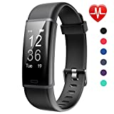 Lintelek Fitness Tracker Customized Activity Tracker With Heart Rate Monitor 14 Sports Modes Smart Watch Bluetooth Pedometer For Men Women And Kids