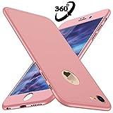 Coque iPhone 6, Coque iPhone 6s Losvick 360 degrés avec [2-Pièces Protecteur...