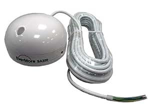 Evermore SA-320 Navman seriell: Marine 12 Kanal GPS Satelliten Empfänger SA 320 mit RS-232 Interface für Navman Marine Radio Tracker Trackfish, Plotter.. Anschließbar mit offenen NMEA Datenkabel Sensibilität: -143dBm