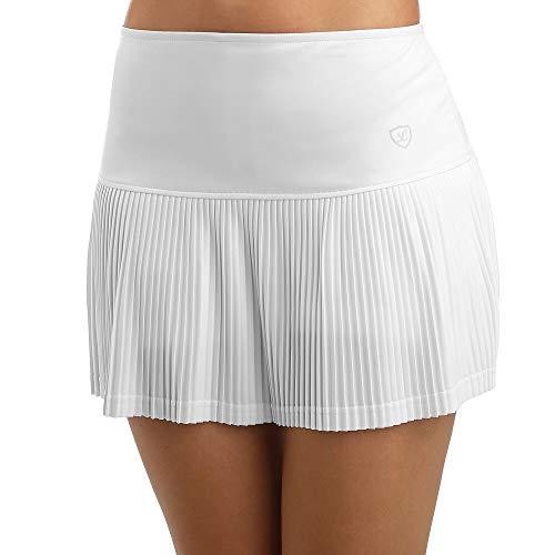 Limited Sports Tennisrock Saffira für Damen (weiß)-34