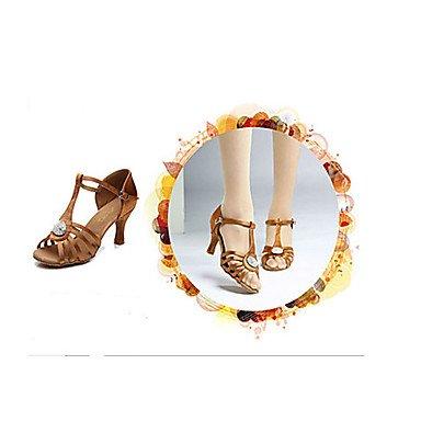Scarpe da ballo-Non personalizzabile-Da donna-Danza del ventre / Balli latino-americani / Jazz / Sneakers da danza moderna / Samba / Black