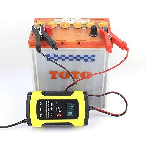 FUGL Praktische Reparatur Ladegerät Motorrad Reparatur Ladegerät AGM Gel Humid Bleisäure 12V Universal 12v Ac Gel Cell Batteries