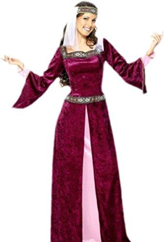 Zeitalter Kostüme Herren Im Viktorianischen (Karnevalsbud - Damen Kammerdienerin Zofe Mittelalter Kostüm, S,)
