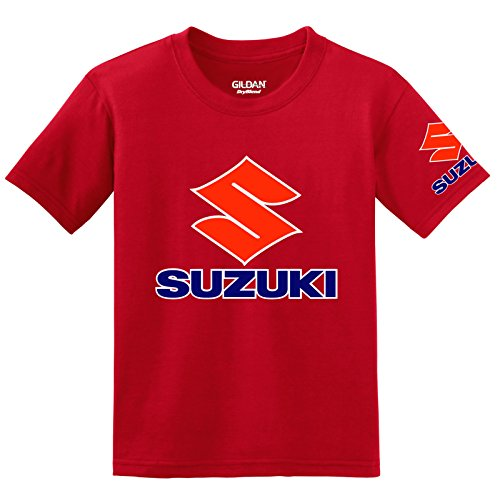 suzuki-logo-with-sleeve-t-shirt-x-large-red