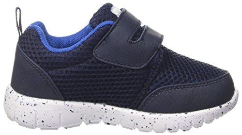 Lumberjack Mosh, Sneakers basses garçon Bleu