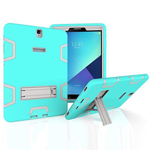 Beimu Schutzhülle für Samsung Galaxy Tab S3 9,7 Zoll (24,6 cm), Hybrid-Schutzhülle mit Ständer für Samsung Galaxy Tab S3 24,6 cm (SM-T820/SM-825)