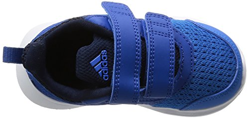 Adidas Hyperfast 2.0 Cf I Scarpe Walking Baby, Unisex bimbo Multicolore (Conavy/Shoblu/Eqtblu)