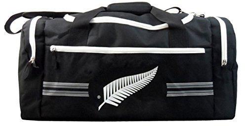 All Blacks Sporttasche, Rugby - 60 cm -
