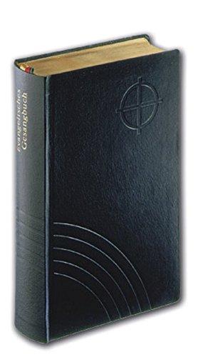 Evangelisches Gesangbuch Niedersachsen, Bremen / Leder schwarz mit Goldschnitt 2054: Taschenausgabe 9,5 x 15,3 cm